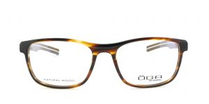 MOREL-Eyeglasses-10003 brown-men-eyeglasses-plastic-rectangle