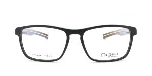 MOREL-Eyeglasses-10004 black-men-eyeglasses-plastic-rectangle