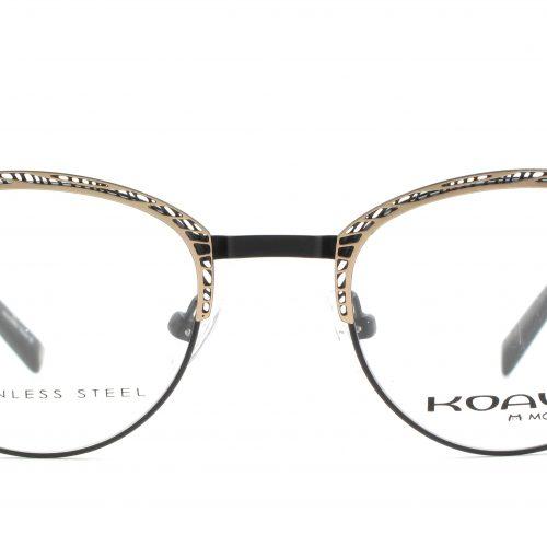 MOREL-Eyeglasses-20001 pink-women-eyeglasses-metal-oval