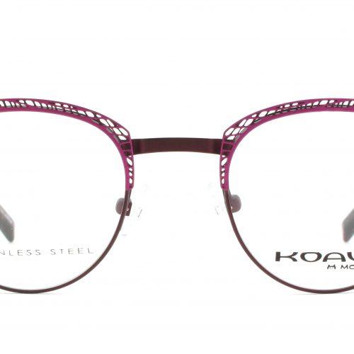 MOREL-Eyeglasses-20003 pink-women-eyeglasses-metal-pantos