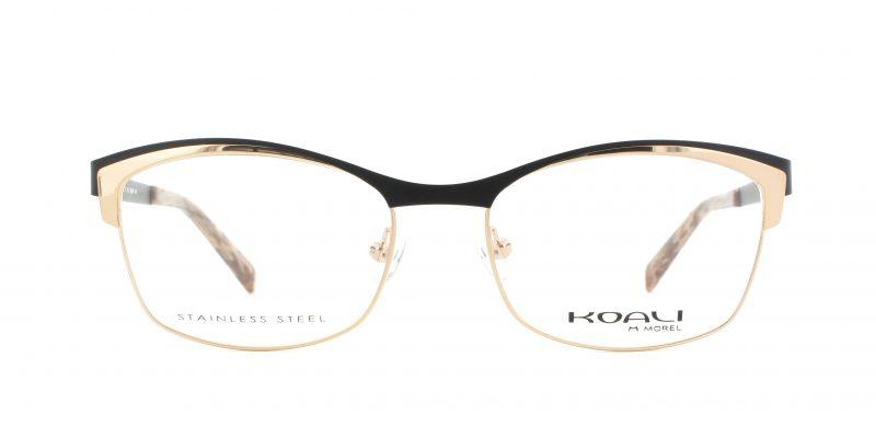 MOREL-Eyeglasses-20006 pink-women-eyeglasses-metal-rectangle