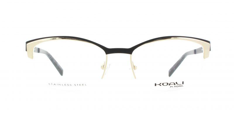 MOREL-Eyeglasses-20007 yellow-women-eyeglasses-metal-oval