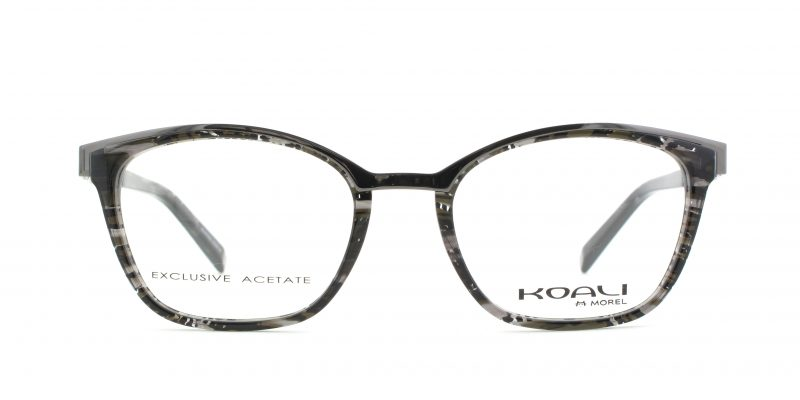 MOREL-Eyeglasses-20011 black-women-eyeglasses-mixed-rectangle