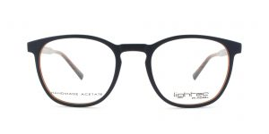 MOREL-Eyeglasses-30001 blue-men-eyeglasses-plastic-pantos