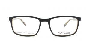 MOREL-Eyeglasses-30002 black-men-eyeglasses-plastic-rectangle