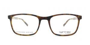 MOREL-Eyeglasses-30003 brown-men-eyeglasses-plastic-rectangle