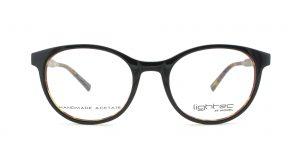 MOREL-Eyeglasses-30005 black-women-eyeglasses-plastic-oval
