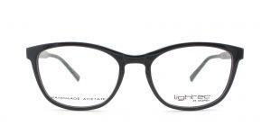 MOREL-Eyeglasses-30006 black-women-eyeglasses-plastic-rectangle