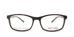 MOREL-Eyeglasses-30007 brown-women-eyeglasses-plastic-rectangle