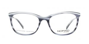 MOREL-Eyeglasses-40020 black-women-eyeglasses-plastic-rectangle