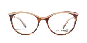 MOREL-Eyeglasses-40021 brown-women-eyeglasses-plastic-oval