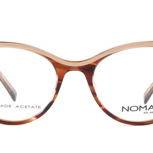 MOREL-Eyeglasses-40021 brown-women-eyeglasses-plastic-oval