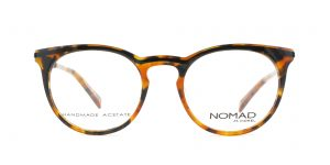 MOREL-Eyeglasses-40022 brown-women-eyeglasses-plastic-pantos