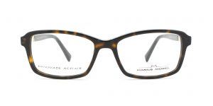 MOREL-Eyeglasses-50009 brown-women-eyeglasses-plastic-rectangle