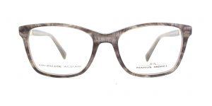 MOREL-Eyeglasses-50010 grey-women-eyeglasses-plastic-rectangle