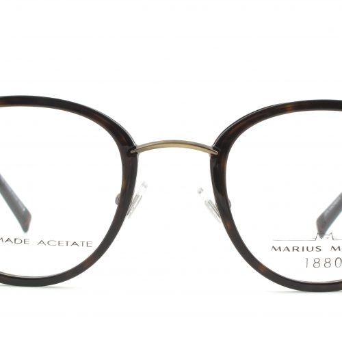 MOREL-Eyeglasses-60005 brown-men-eyeglasses-plastic-pantos