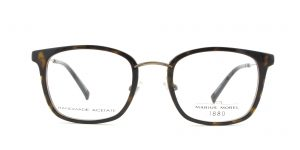 MOREL-Eyeglasses-60006 brown-men-eyeglasses-plastic-pantos
