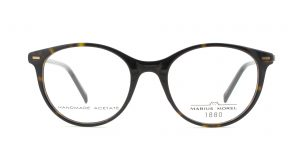 MOREL-Eyeglasses-60009 brown-women-eyeglasses-plastic-oval