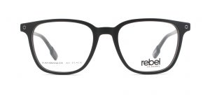 MOREL-Eyeglasses-70001 black-men-eyeglasses