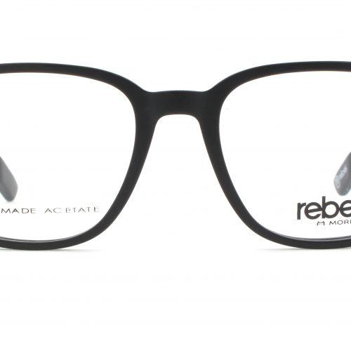 MOREL-Eyeglasses-70001 black-men-eyeglasses