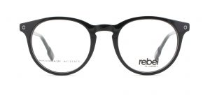 MOREL-Eyeglasses-70002 black-men-eyeglasses