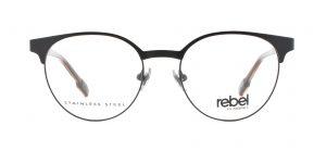 MOREL-Eyeglasses-70005 black-men-eyeglasses