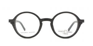 MOREL-Eyeglasses-3133M black-men-eyeglasses