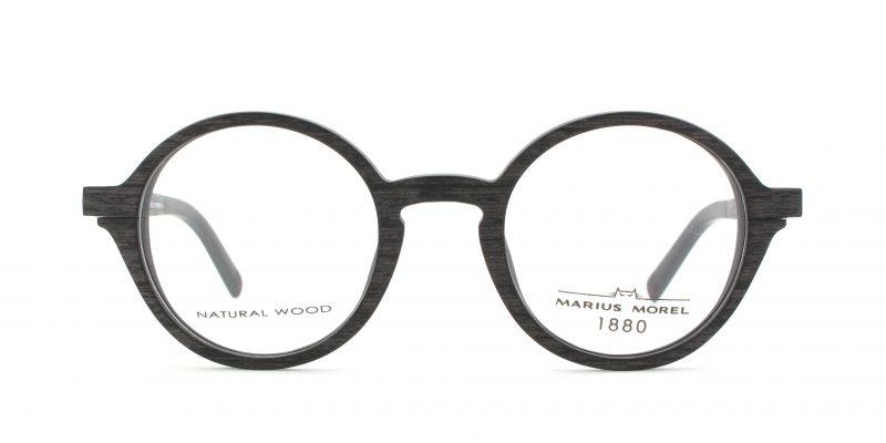 MOREL-Eyeglasses-3133M black-men-eyeglasses