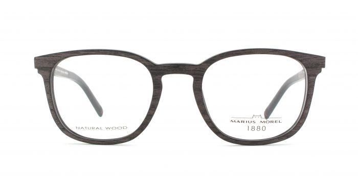 MOREL-Eyeglasses-3135M brown-men-eyeglasses