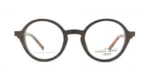 MOREL-Eyeglasses-3133M brown-men-eyeglasses