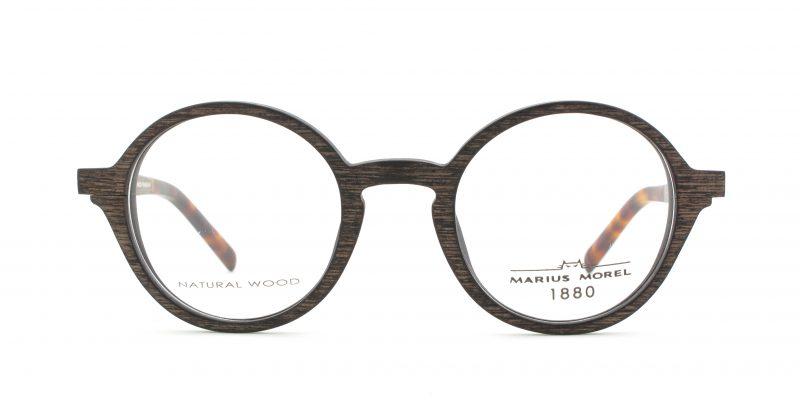 MOREL-Eyeglasses-3133M brown-men-eyeglasses