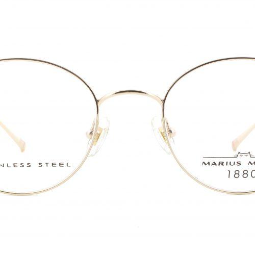 MOREL-Eyeglasses-60002 yellow-men-eyeglasses