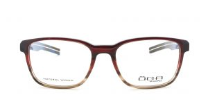 MOREL-Eyeglasses-10002 red-men-eyeglasses-plastic-rectangle