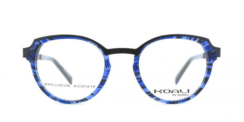 MOREL-Eyeglasses-20013 blue-women-eyeglasses-mixed-pantos