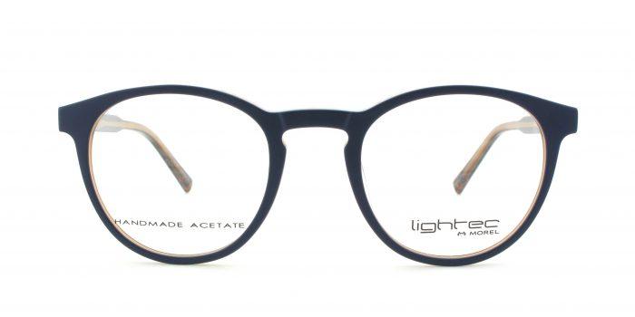 MOREL-Eyeglasses-30004 blue-men-eyeglasses-plastic-pantos