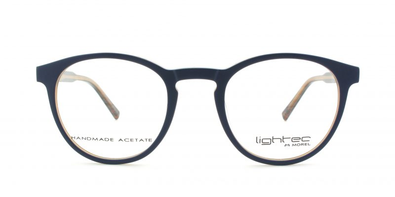 MOREL-Eyeglasses-30004 blue-men-eyeglasses-plastic-pantos