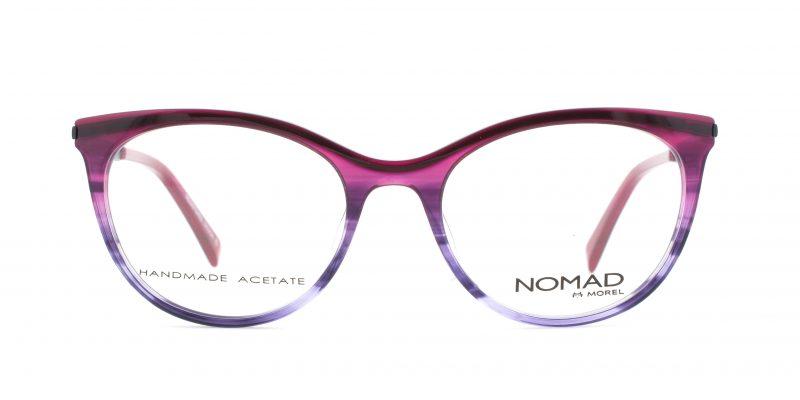 MOREL-Eyeglasses-40021 pink-women-eyeglasses-plastic-oval