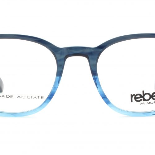 MOREL-Eyeglasses-70003 blue-men-eyeglasses