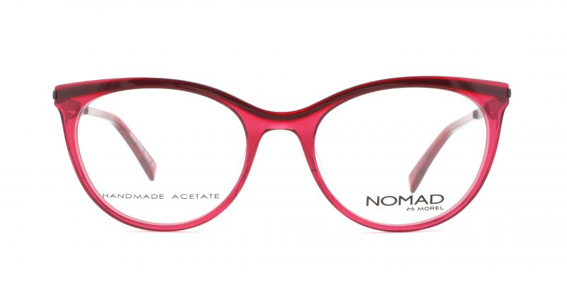 MOREL-Eyeglasses-40021 pink-women-eyeglasses-plastic-oval