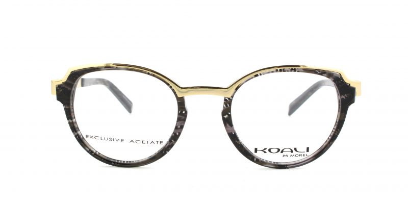 MOREL-Eyeglasses-20013 black-women-eyeglasses-mixed-pantos