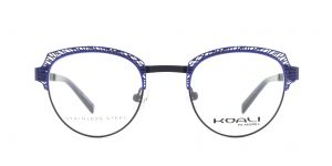MOREL-Eyeglasses-20003 purple-women-eyeglasses-metal-pantos