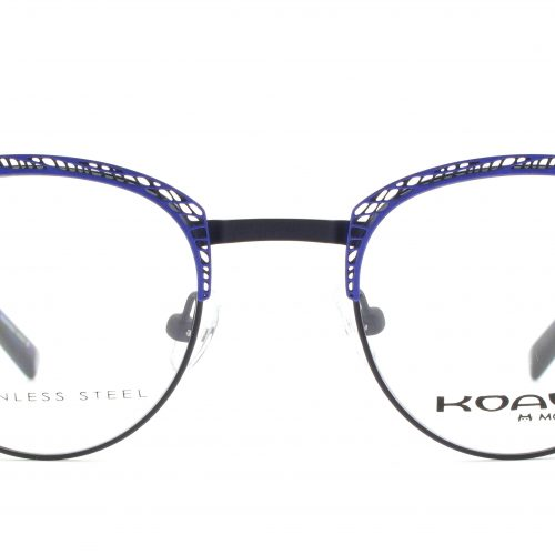 MOREL-Eyeglasses-20003 purple-women-eyeglasses-metal-pantos