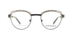 MOREL-Eyeglasses-20003 yellow-women-eyeglasses-metal-pantos