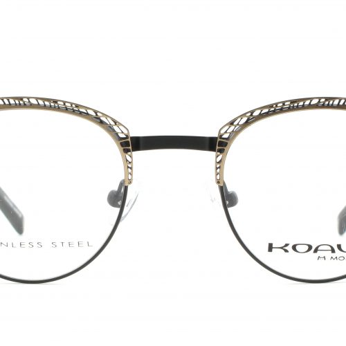 MOREL-Eyeglasses-20003 yellow-women-eyeglasses-metal-pantos