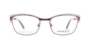 MOREL-Eyeglasses-20004 pink-women-eyeglasses-metal-rectangle