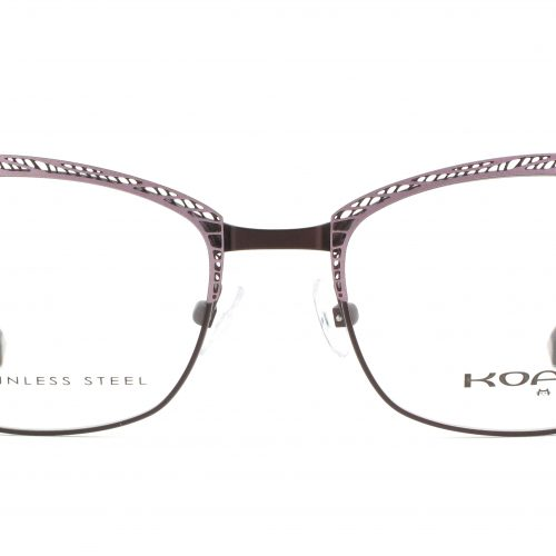MOREL-Eyeglasses-20014 pink-women-eyeglasses-metal-rectangle