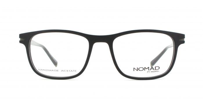 MOREL-Eyeglasses-40001 black-men-sunglasses-plastic-rectangle