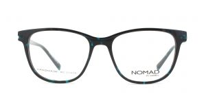 MOREL-Eyeglasses-40005 blue-women-sunglasses-plastic-rectangle