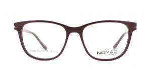 MOREL-Eyeglasses-40005 red-women-sunglasses-plastic-rectangle