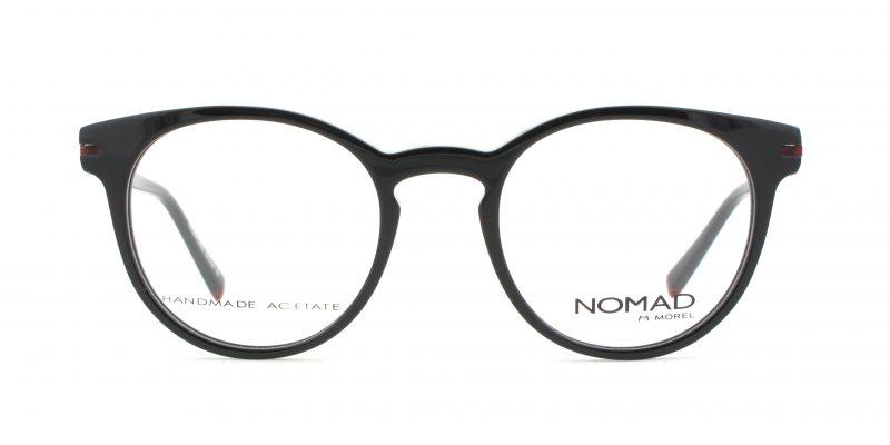MOREL-Eyeglasses-40003 black-men-sunglasses